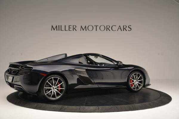 New 2016 McLaren 650S Spider for sale Sold at Rolls-Royce Motor Cars Greenwich in Greenwich CT 06830 8