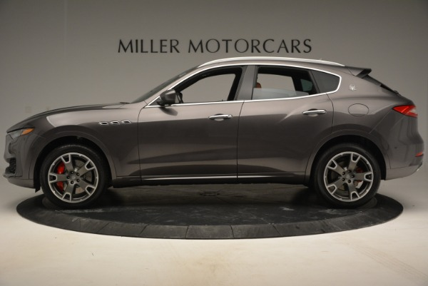 New 2017 Maserati Levante S for sale Sold at Rolls-Royce Motor Cars Greenwich in Greenwich CT 06830 3