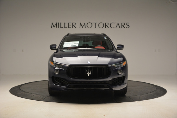New 2017 Maserati Levante S for sale Sold at Rolls-Royce Motor Cars Greenwich in Greenwich CT 06830 12