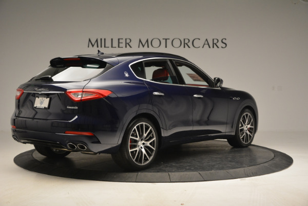 New 2017 Maserati Levante S for sale Sold at Rolls-Royce Motor Cars Greenwich in Greenwich CT 06830 8