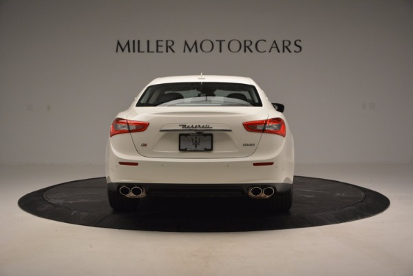 Used 2017 Maserati Ghibli S Q4 Ex-Loaner for sale Sold at Rolls-Royce Motor Cars Greenwich in Greenwich CT 06830 6