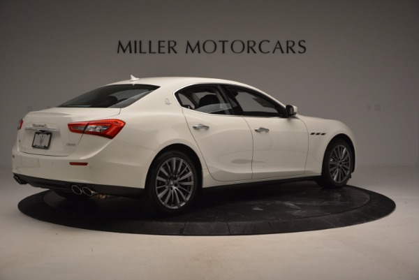 Used 2017 Maserati Ghibli S Q4 Ex-Loaner for sale Sold at Rolls-Royce Motor Cars Greenwich in Greenwich CT 06830 8