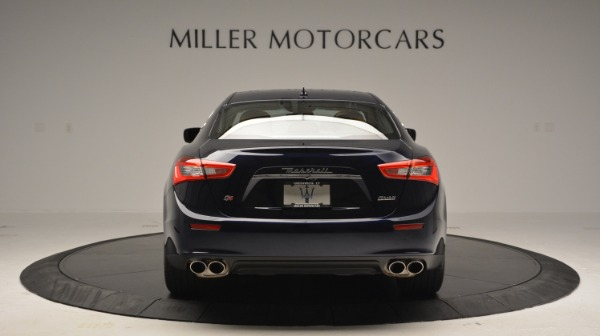 New 2017 Maserati Ghibli S Q4 for sale Sold at Rolls-Royce Motor Cars Greenwich in Greenwich CT 06830 6