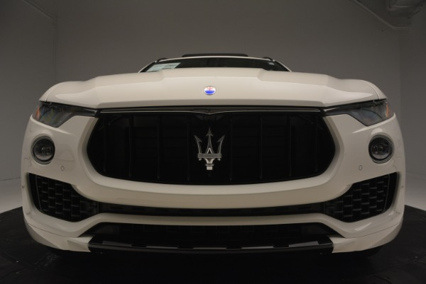 New 2017 Maserati Levante for sale Sold at Rolls-Royce Motor Cars Greenwich in Greenwich CT 06830 13