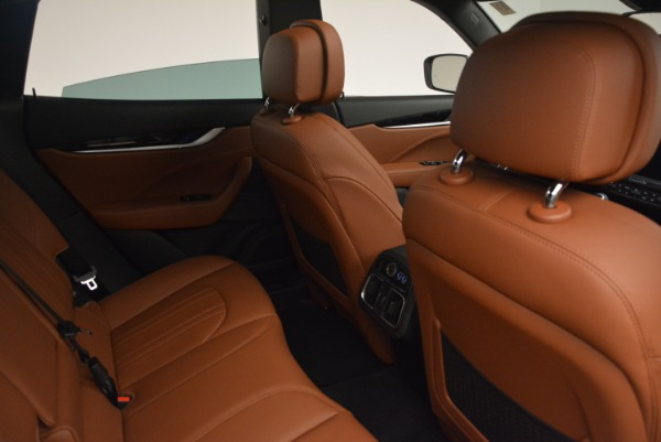New 2017 Maserati Levante for sale Sold at Rolls-Royce Motor Cars Greenwich in Greenwich CT 06830 19