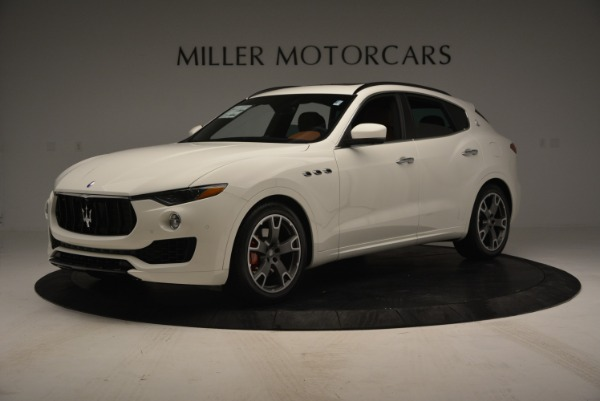 New 2017 Maserati Levante for sale Sold at Rolls-Royce Motor Cars Greenwich in Greenwich CT 06830 2