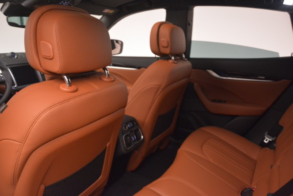 New 2017 Maserati Levante for sale Sold at Rolls-Royce Motor Cars Greenwich in Greenwich CT 06830 27