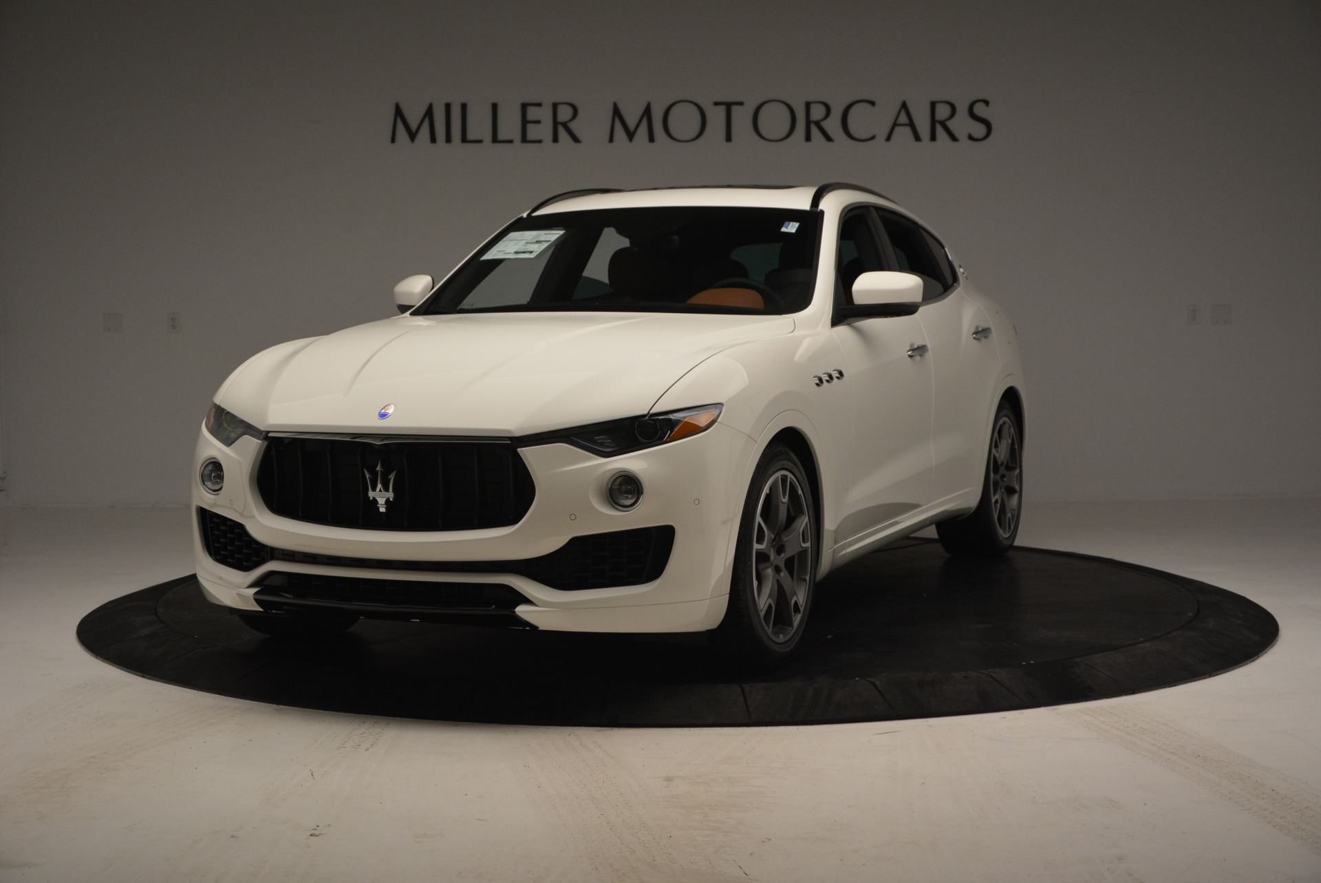 New 2017 Maserati Levante for sale Sold at Rolls-Royce Motor Cars Greenwich in Greenwich CT 06830 1