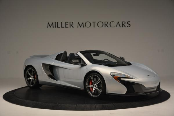 New 2016 McLaren 650S Spider for sale Sold at Rolls-Royce Motor Cars Greenwich in Greenwich CT 06830 10
