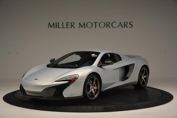 New 2016 McLaren 650S Spider for sale Sold at Rolls-Royce Motor Cars Greenwich in Greenwich CT 06830 13