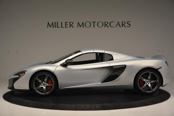 New 2016 McLaren 650S Spider for sale Sold at Rolls-Royce Motor Cars Greenwich in Greenwich CT 06830 14