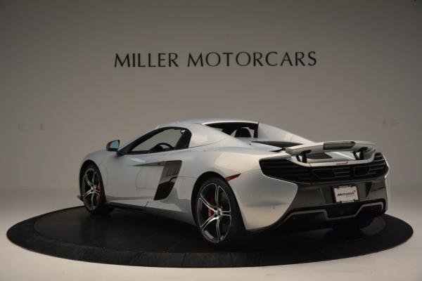New 2016 McLaren 650S Spider for sale Sold at Rolls-Royce Motor Cars Greenwich in Greenwich CT 06830 15
