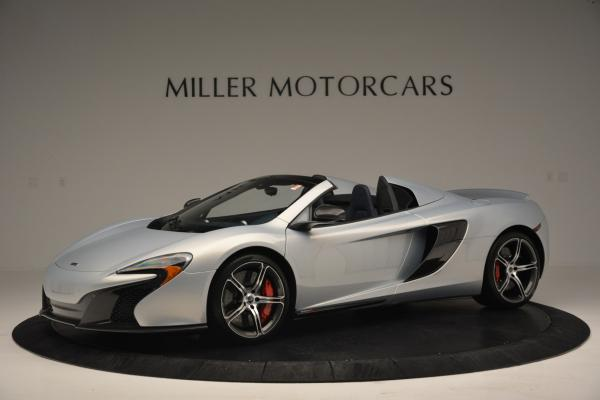 New 2016 McLaren 650S Spider for sale Sold at Rolls-Royce Motor Cars Greenwich in Greenwich CT 06830 2