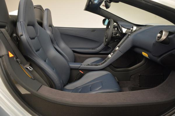 New 2016 McLaren 650S Spider for sale Sold at Rolls-Royce Motor Cars Greenwich in Greenwich CT 06830 27