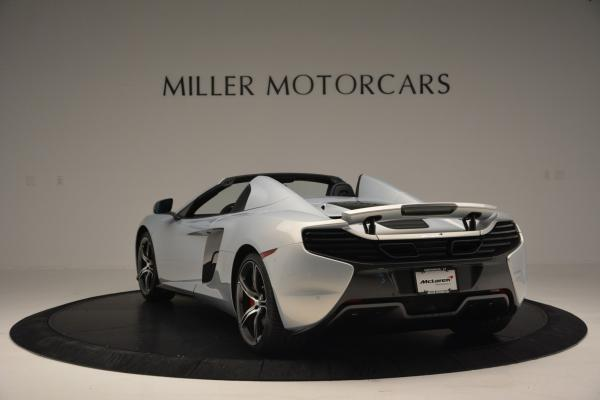 New 2016 McLaren 650S Spider for sale Sold at Rolls-Royce Motor Cars Greenwich in Greenwich CT 06830 5