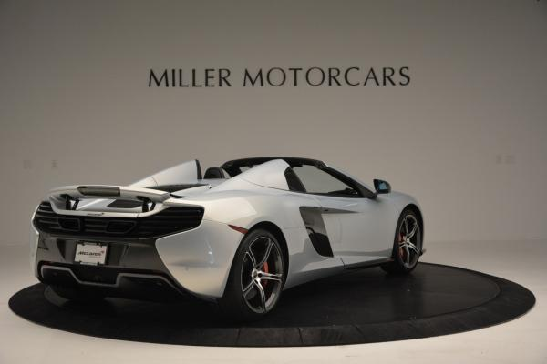 New 2016 McLaren 650S Spider for sale Sold at Rolls-Royce Motor Cars Greenwich in Greenwich CT 06830 7