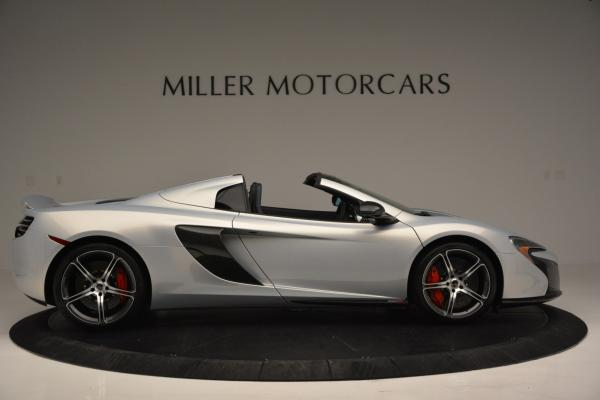 New 2016 McLaren 650S Spider for sale Sold at Rolls-Royce Motor Cars Greenwich in Greenwich CT 06830 9