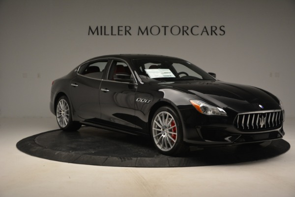 New 2017 Maserati Quattroporte S Q4 GranSport for sale Sold at Rolls-Royce Motor Cars Greenwich in Greenwich CT 06830 11