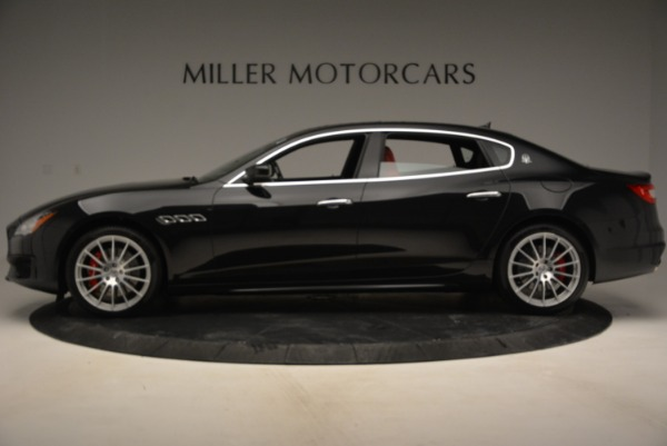 New 2017 Maserati Quattroporte S Q4 GranSport for sale Sold at Rolls-Royce Motor Cars Greenwich in Greenwich CT 06830 3