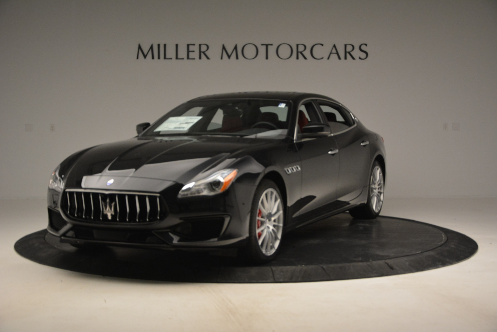 New 2017 Maserati Quattroporte S Q4 GranSport for sale Sold at Rolls-Royce Motor Cars Greenwich in Greenwich CT 06830 1