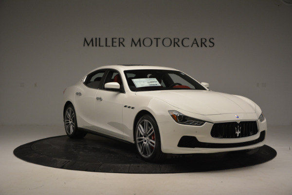 Used 2017 Maserati Ghibli S Q4 for sale Sold at Rolls-Royce Motor Cars Greenwich in Greenwich CT 06830 11