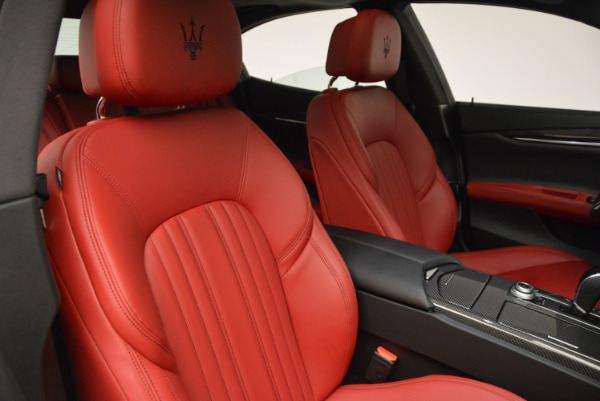 New 2017 Maserati Ghibli S Q4 for sale Sold at Rolls-Royce Motor Cars Greenwich in Greenwich CT 06830 22