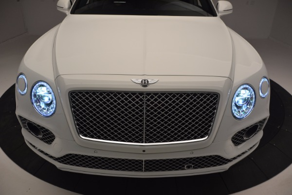New 2017 Bentley Bentayga for sale Sold at Rolls-Royce Motor Cars Greenwich in Greenwich CT 06830 17