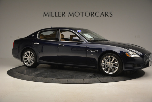 Used 2010 Maserati Quattroporte S for sale Sold at Rolls-Royce Motor Cars Greenwich in Greenwich CT 06830 10