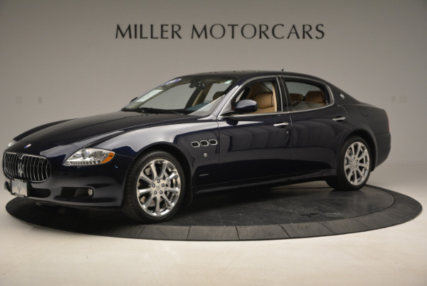 Used 2010 Maserati Quattroporte S for sale Sold at Rolls-Royce Motor Cars Greenwich in Greenwich CT 06830 2