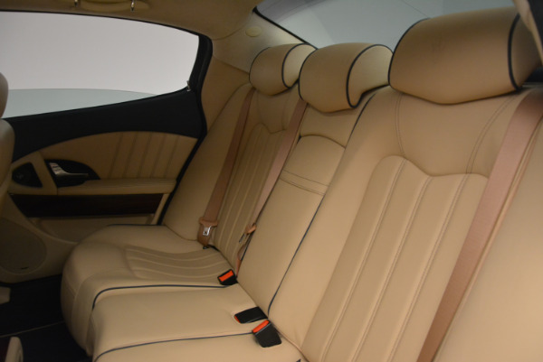 Used 2010 Maserati Quattroporte S for sale Sold at Rolls-Royce Motor Cars Greenwich in Greenwich CT 06830 23