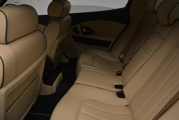Used 2010 Maserati Quattroporte S for sale Sold at Rolls-Royce Motor Cars Greenwich in Greenwich CT 06830 24