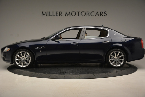 Used 2010 Maserati Quattroporte S for sale Sold at Rolls-Royce Motor Cars Greenwich in Greenwich CT 06830 3