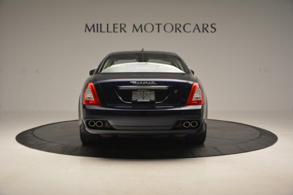 Used 2010 Maserati Quattroporte S for sale Sold at Rolls-Royce Motor Cars Greenwich in Greenwich CT 06830 6