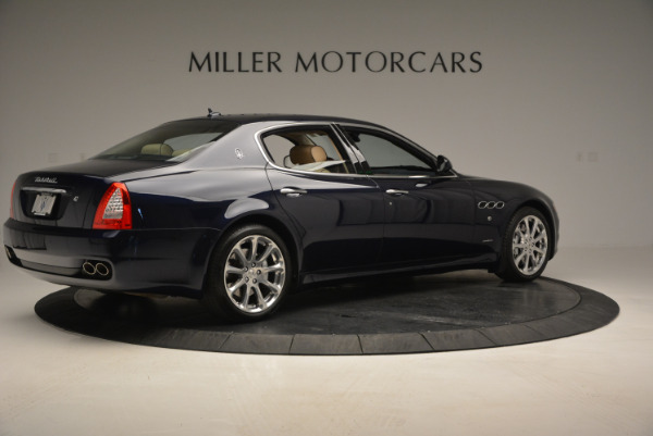 Used 2010 Maserati Quattroporte S for sale Sold at Rolls-Royce Motor Cars Greenwich in Greenwich CT 06830 8
