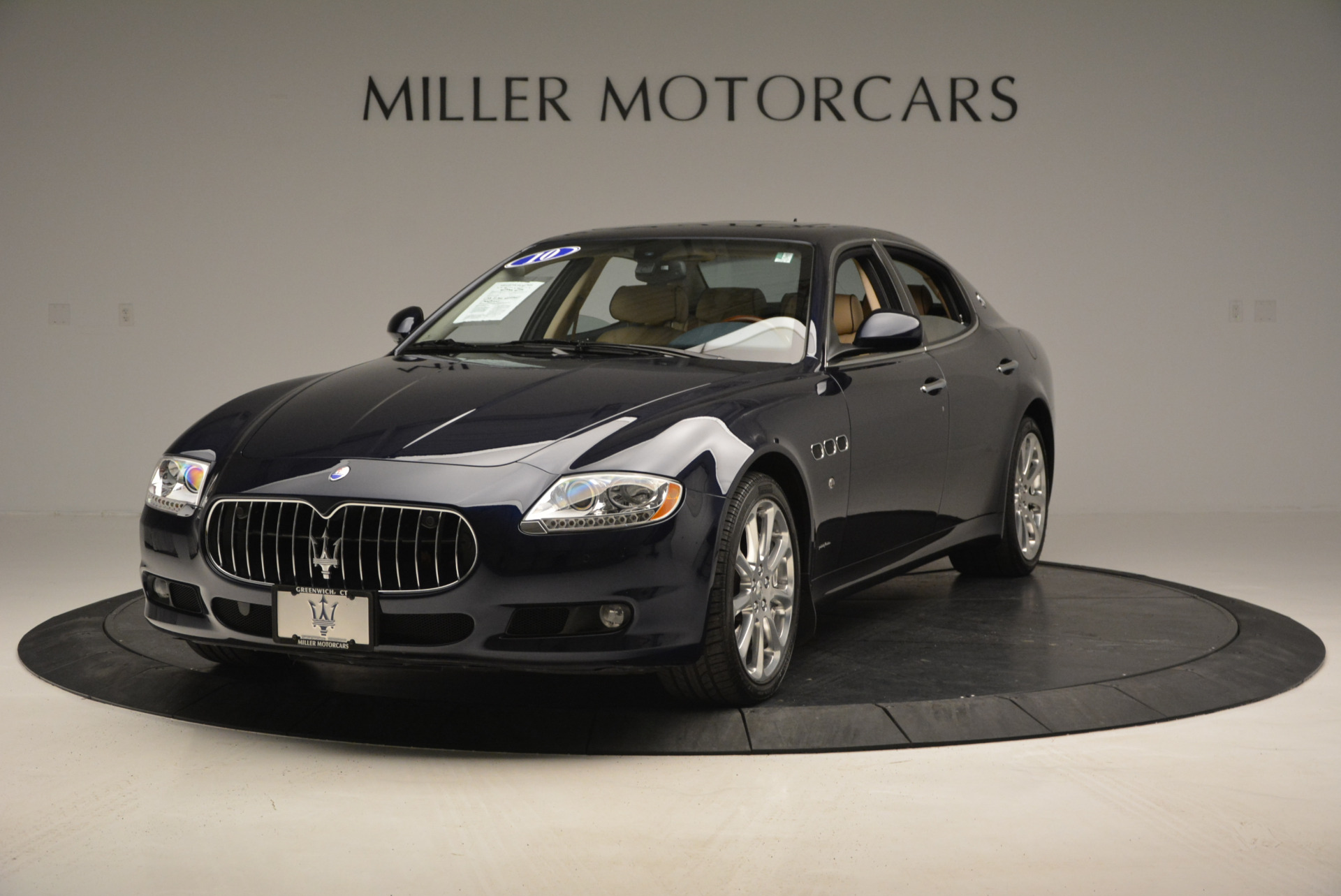Used 2010 Maserati Quattroporte S for sale Sold at Rolls-Royce Motor Cars Greenwich in Greenwich CT 06830 1