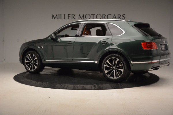 Used 2017 Bentley Bentayga W12 for sale Sold at Rolls-Royce Motor Cars Greenwich in Greenwich CT 06830 4