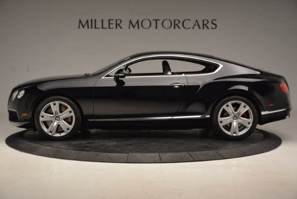Used 2013 Bentley Continental GT V8 for sale Sold at Rolls-Royce Motor Cars Greenwich in Greenwich CT 06830 3