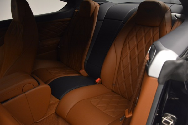 Used 2015 Bentley Continental GT V8 S for sale Sold at Rolls-Royce Motor Cars Greenwich in Greenwich CT 06830 25