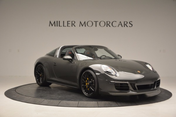 Used 2016 Porsche 911 Targa 4 GTS for sale Sold at Rolls-Royce Motor Cars Greenwich in Greenwich CT 06830 11