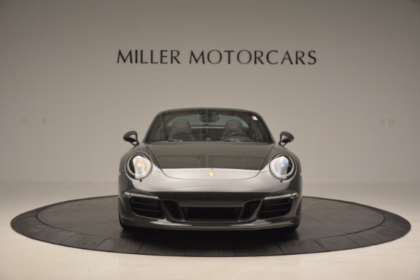 Used 2016 Porsche 911 Targa 4 GTS for sale Sold at Rolls-Royce Motor Cars Greenwich in Greenwich CT 06830 12