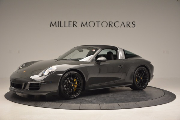 Used 2016 Porsche 911 Targa 4 GTS for sale Sold at Rolls-Royce Motor Cars Greenwich in Greenwich CT 06830 13
