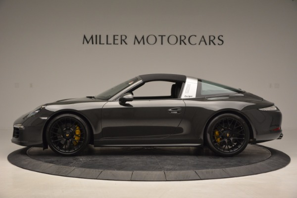 Used 2016 Porsche 911 Targa 4 GTS for sale Sold at Rolls-Royce Motor Cars Greenwich in Greenwich CT 06830 14