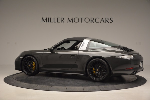 Used 2016 Porsche 911 Targa 4 GTS for sale Sold at Rolls-Royce Motor Cars Greenwich in Greenwich CT 06830 15