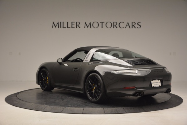 Used 2016 Porsche 911 Targa 4 GTS for sale Sold at Rolls-Royce Motor Cars Greenwich in Greenwich CT 06830 16