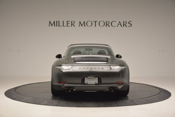 Used 2016 Porsche 911 Targa 4 GTS for sale Sold at Rolls-Royce Motor Cars Greenwich in Greenwich CT 06830 17
