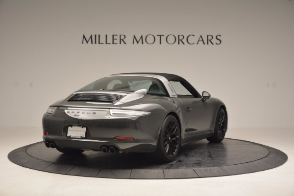 Used 2016 Porsche 911 Targa 4 GTS for sale Sold at Rolls-Royce Motor Cars Greenwich in Greenwich CT 06830 18