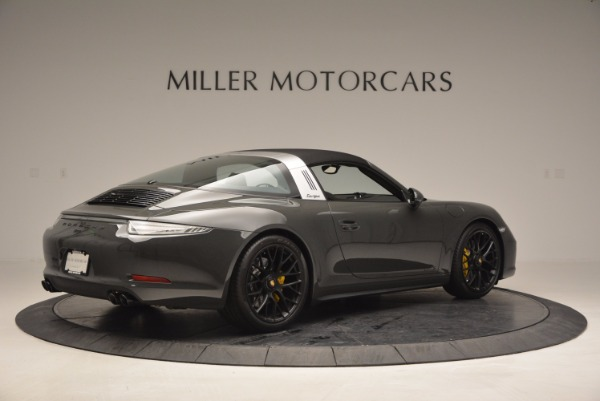 Used 2016 Porsche 911 Targa 4 GTS for sale Sold at Rolls-Royce Motor Cars Greenwich in Greenwich CT 06830 19