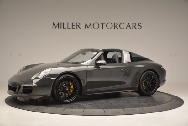 Used 2016 Porsche 911 Targa 4 GTS for sale Sold at Rolls-Royce Motor Cars Greenwich in Greenwich CT 06830 2