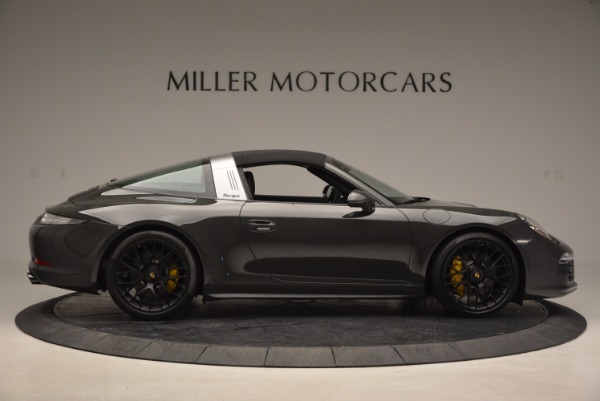 Used 2016 Porsche 911 Targa 4 GTS for sale Sold at Rolls-Royce Motor Cars Greenwich in Greenwich CT 06830 20