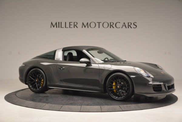 Used 2016 Porsche 911 Targa 4 GTS for sale Sold at Rolls-Royce Motor Cars Greenwich in Greenwich CT 06830 21
